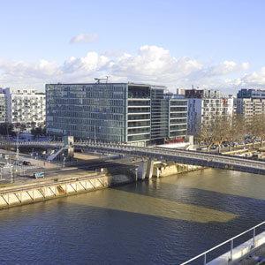 ROISSY CDG ⇔ BOULOGNE BILLANCOURT / ISSY LES MOULINEAUX